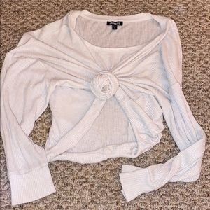knot sweater!💞
